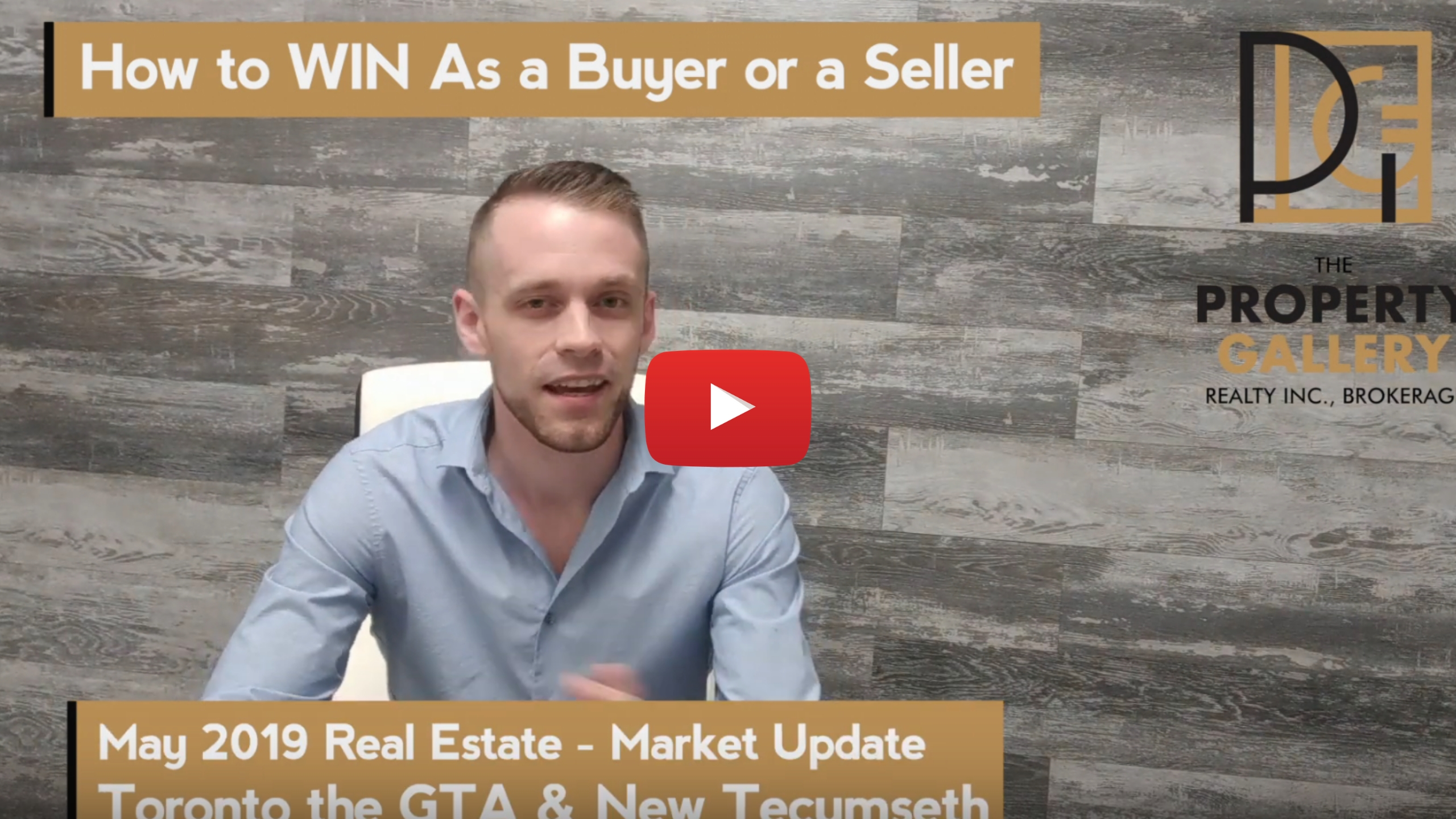 May 2019 Real Estate Market Update for Tottenham & New Tecumseth How to Win as a Buyer or a Seller